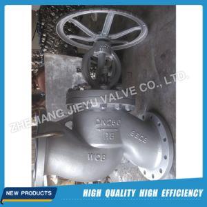 Pn10 Stainless Steel CF8/CF8m/CF3m/304/316/316L Globe Valve pictures & photos