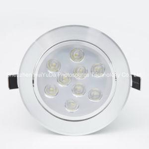 Aluminum+PC AC100-240V 5LEDs Ce RoHS Adjustable LED Spot Light pictures & photos