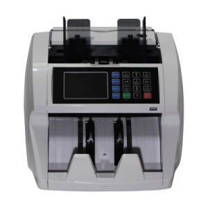 Multi-Currency Banknote Value Discriminator with Cis Sensors pictures & photos