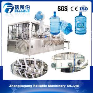 5 Gallon Bottle Pure Water Barrel Filling Machine / Production Line pictures & photos