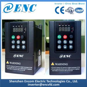 0.2-3.7kw Variable Frequency Drive AC Drive for Single Phase Motor pictures & photos