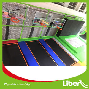 Factory Price Indoor Trampoline Court Manufacturer pictures & photos