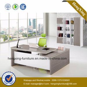 L Shape Office Desk Melamine Office Executive Table (HX-GD037B) pictures & photos