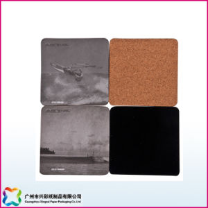 Promotion Cheap Absorbent Waterproof Paper Cardboard Beer Coaster pictures & photos