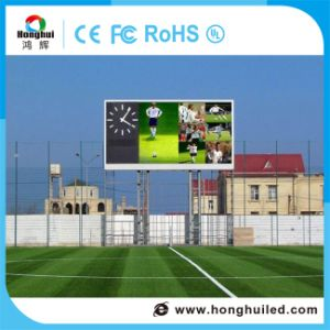 HD Fixed Installation Full Color P6 Outdoor LED Display Board pictures & photos