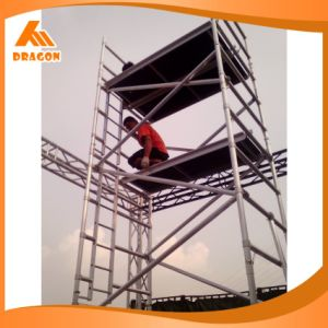 Double Width Step-Stair Scaffold (SDW-02) pictures & photos
