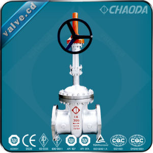 API 600 Cryogenic Gate Valve pictures & photos