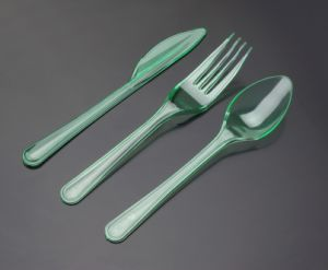 Top Quality Disposable Plastic Cutlery Pack pictures & photos