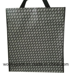 Lamination Non Woven Shopping Bag for Supermarket and Promotion