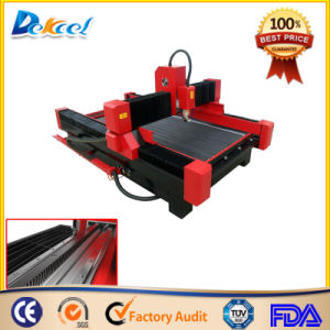 Customized Carving Drilling Hard Stone 2D Design CNC Router Machine pictures & photos