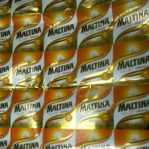 Metallized Beverage Label Paper (03) pictures & photos