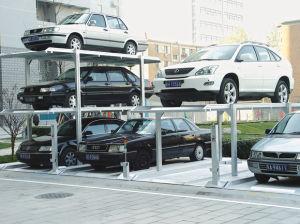 Pit Car Parking Lift pictures & photos