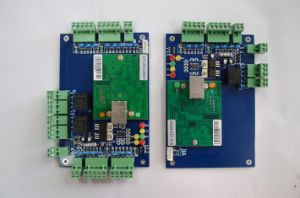 TCP/IP 1 Door Access Controller Board pictures & photos