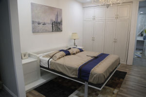 European Style Home Furniture Wall Bed pictures & photos