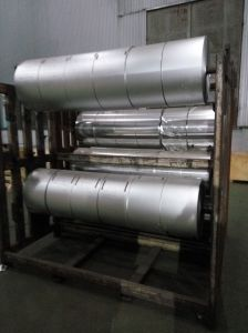 ALUMINUM FOIL WITH JUMBO ROLL SIZE pictures & photos