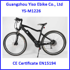 Mountain Electric Bike with Hidden Battery pictures & photos