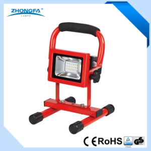 10W Portable LED Outdoor Work Light pictures & photos