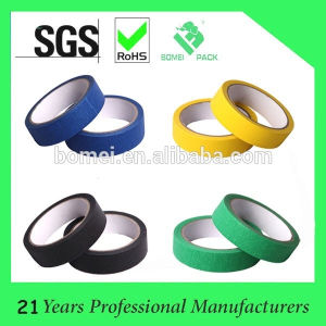 High Temperature Polyester Silicone Masking Tape pictures & photos