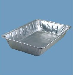 Aluminum Container Foil Kitchen Use in Jumbo Roll pictures & photos