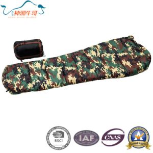 Portable Single Person Mummy Backpacking Creving Sleeping Bag