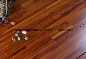 High Quality of The Teak Wood Parquet/Laminate Flooring pictures & photos