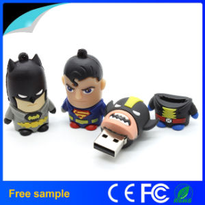 Hot Sale High Speed Super Hero USB Flash Drive pictures & photos