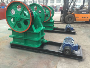 High Performance Jaw Crusher, Stone Jaw Crusher, Rock Crusher pictures & photos
