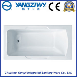 Rectangle Shape Simple household Bathtub