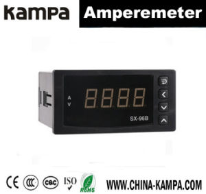 96X48 Digital Single-Phase Electronic AC Ammeter 220V pictures & photos