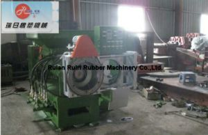 Rubber Extruding Strainer, Rubber Filter, Rubber Straining Machine, Rubber Strainer (CE&ISO9001) pictures & photos