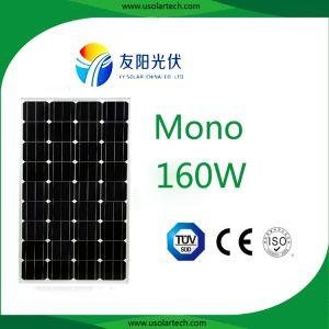 160W Mono Solar Panel with Good Price pictures & photos