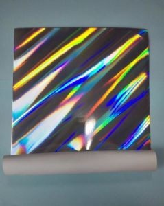 Metallized Transfer Paperboard (Light Pillar) pictures & photos