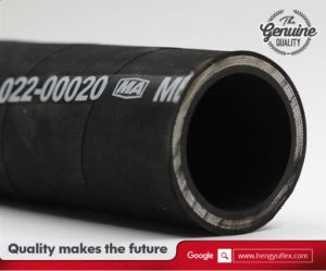 High Quality Oil Resistant Hydraulic Rubber Tube En856 4sh 4sp pictures & photos