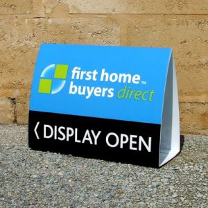Waterproof Durable Custom Plastic Corflute Board Signs Printing pictures & photos