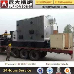 Big Size Burning Chamber High Thermal Efficiency Biomass Wood Pellet Fired Steam Boilers pictures & photos
