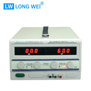 1200W Regulated Adjustable Variable Lw6020kd Switching DC Power Supply pictures & photos