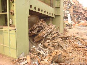 Guillotine Shear Q91y-800W Scrap Metal Shear pictures & photos