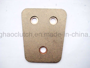 3GB Mack Sintered Clutch Button pictures & photos