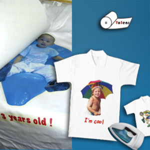 100GSM Dye Sublimation Heat Transfer Paper in Rolls pictures & photos