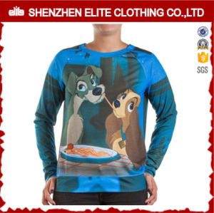 Wholesale Crewneck Custom Printed 3D Sublimation Jumpers Clothing Men (ELTSTJ-359) pictures & photos