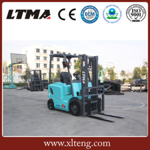 Ltma Mini Forklift 1.5 Ton Electric Forklift Price pictures & photos
