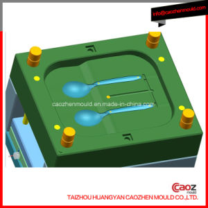 Plastic Injection Disposable Cutlery /Spoon Molding pictures & photos