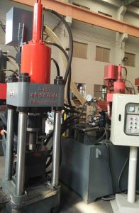 Hydraulic Chip Briquetting Machines-- (SBJ-250B) pictures & photos
