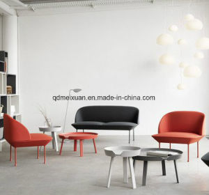 Muuto Oslo Sofa Nordic Contracted Cloth Art Sofa, Double Sofa (M-X3745) pictures & photos