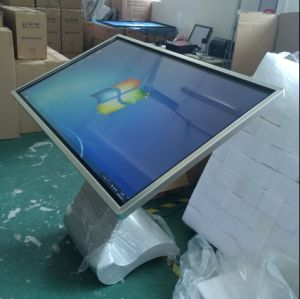 "55"" Big Screen IR Infrared Touch Screen LCD Android Interactive Touch Kiosk pictures & photos"
