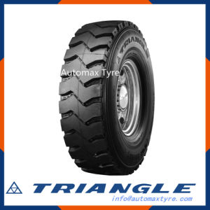 Tr919 9.00r20 10.00r20 Triangle New Pattern All Steel Radial Tyre Wholesale Dump Truck Tyre pictures & photos