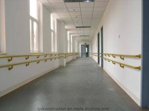 Anti-Slip Nylon Handicapped Corridor Grab Rails Handrail pictures & photos