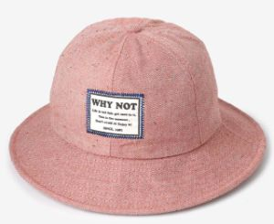Round Top High Quality Fashion Bucket Hat pictures & photos