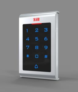 Newest Plastic Touch Screen Keypad T10em pictures & photos