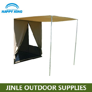 Cheap Car Side Awning for Camping and Outdoor Use pictures & photos